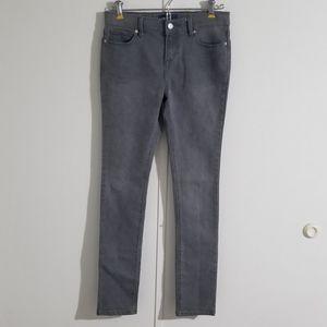 Old Navy Super Skinny Grey Jeans